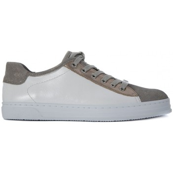 Shoes Women Low top trainers Kammi ARA ALLACCIATA NABUCK Bianco