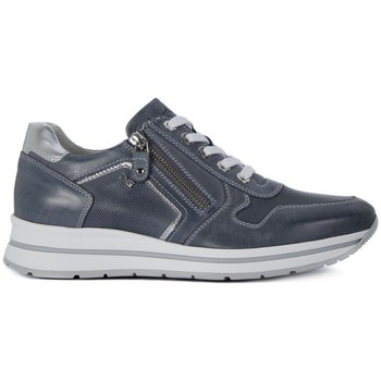 Shoes Women Low top trainers Nero Giardini NERO GIARDINI FREAM NAVY Blu