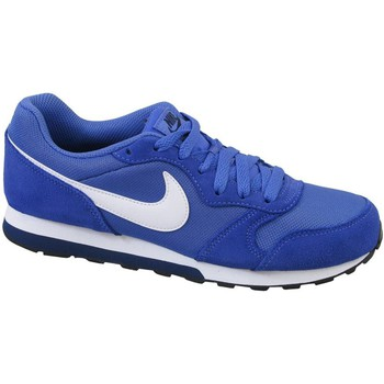 Shoes Children Low top trainers Nike MD Runner 2 GS Blue