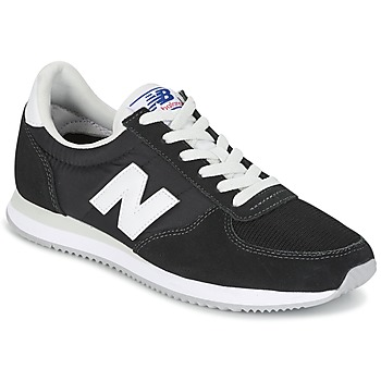Shoes Low top trainers New Balance U220 Black