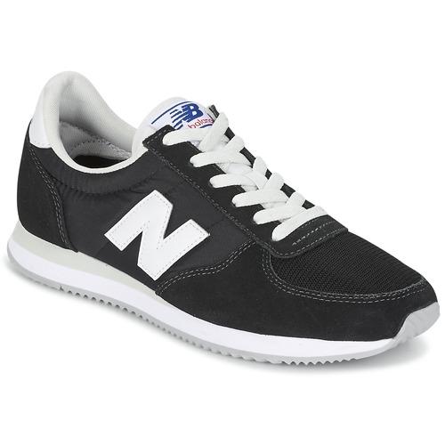 Shoes Low top trainers New Balance U220 Black
