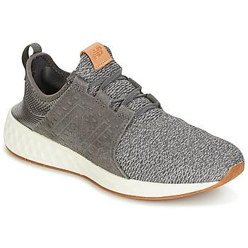 Shoes Men Running shoes New Balance CRUZ Grey / White