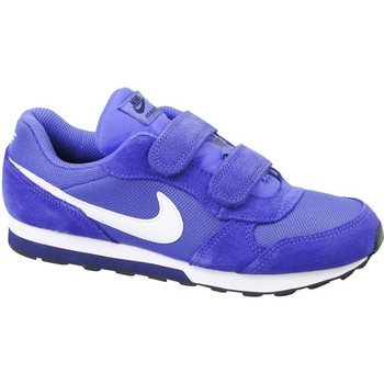 Shoes Children Low top trainers Nike MD Runner 2 Psv Blue