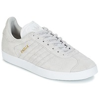 Shoes Low top trainers adidas Originals GAZELLE Grey
