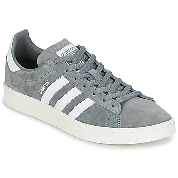 Shoes Men Low top trainers adidas Originals CAMPUS Grey