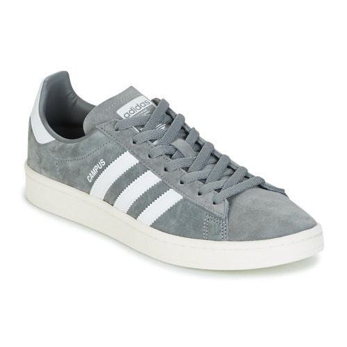 Shoes Low top trainers adidas Originals CAMPUS Grey