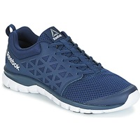 Shoes Men Running shoes Reebok Sport SUBLITE XT CUSHION Marine / White
