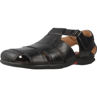 Shoes Men Sandals Fluchos 9443 Black