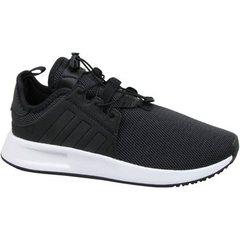 Shoes Children Running shoes adidas Originals X Plr C Black
