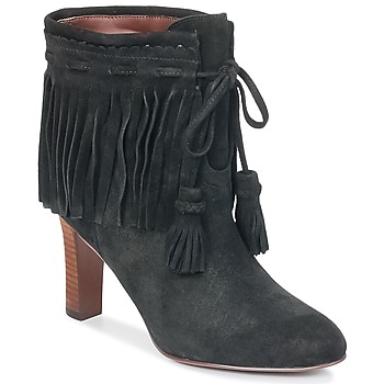 Shoes Women Ankle boots See by Chloé FLIREL Black