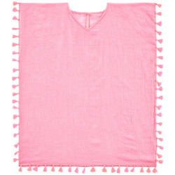 Clothing Girl Tunics Seafolly Pink Kids Tunic  Summer Essentials PINK