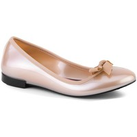 Shoes Women Flat shoes Lemon Jelly Bow 03 Beige