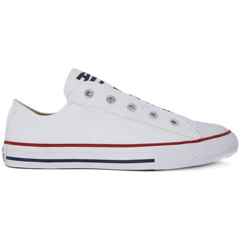 Shoes Children Low top trainers Converse ALL STAR SLIP ON Blu