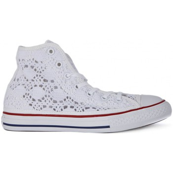 Shoes Children Hi top trainers Converse ALL STAR HI  CROCHET     90,0