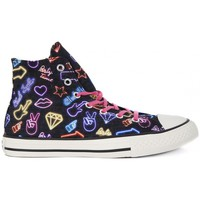 Shoes Children Hi top trainers Converse ALL STAR HI  CANVAS PRINT     73,1