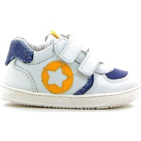 Shoes Children Low top trainers Chicco 01057454 Scarpa velcro Kid Bianco