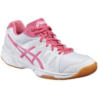 Shoes Women Tennis shoes Asics Gelupcourt Pink-White
