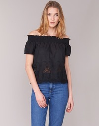 Clothing Women Tops / Blouses Betty London GABALI Black