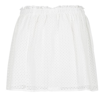 Clothing Women Skirts Betty London GIRMOU White