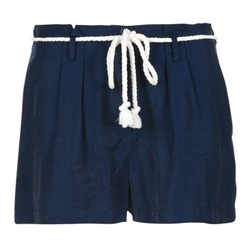 Clothing Women Shorts / Bermudas Casual Attitude IGRETTE Marine