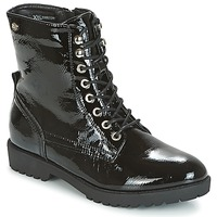 Shoes Women Mid boots Xti PAMIDI Black