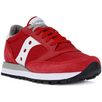 Shoes Men Low top trainers Saucony JAZZ RED Rosso