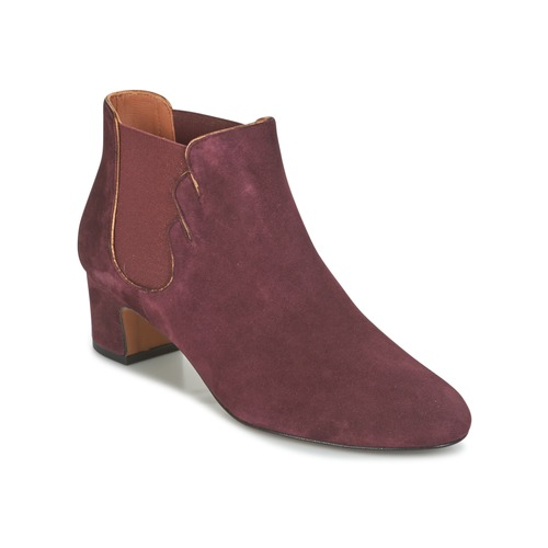 Shoes Women Ankle boots Heyraud FRANCELLE Bordeaux