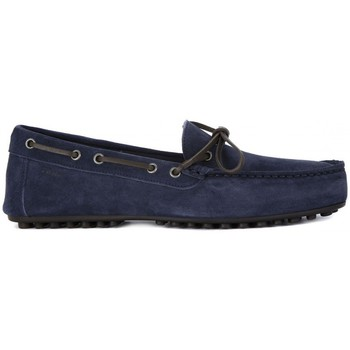 Shoes Men Loafers Frau CASTORO JEANS Blu