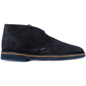 Shoes Men Ankle boots Frau CASTORO WASHED BLU    123,8