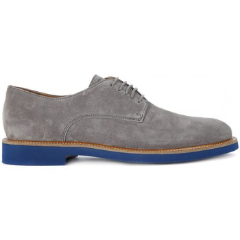 Shoes Men Derby Shoes Frau SUEDE ROCCIA BLU  136,3