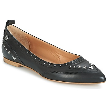 Shoes Women Flat shoes Love Moschino JA11010G14 Black