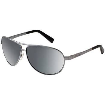 Watches Men Sunglasses Dirty Dog Doffer Sunglasses - Silver Silver