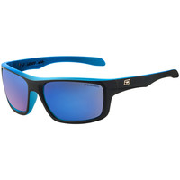 Shoes Men Low top trainers Dirty Dog Axle Sunglasses - Satin Black / Crystal Blue Black