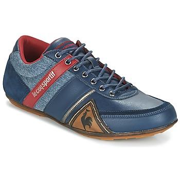Shoes Men Low top trainers Le Coq Sportif ANDELOT S LEA/2TONES Blue / Red