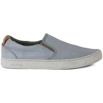 Shoes Women Slip ons Satorisan Soumei Nappa Blue