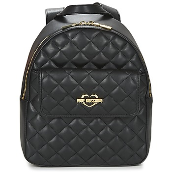 Bags Women Rucksacks Love Moschino JC4011PP14 Black