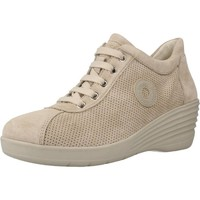 Shoes Women Hi top trainers Stonefly EASY 1 Light Brown