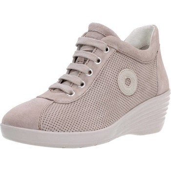Shoes Women Hi top trainers Stonefly 106528 Light Brown