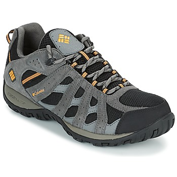 Shoes Men Walking shoes Columbia REDMOND WATERPROOF Black