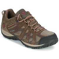 Shoes Men Walking shoes Columbia REDMOND WATERPROOF TAUPE