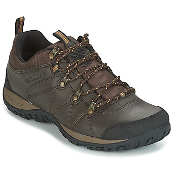 Shoes Men Multisport shoes Columbia PEAKFREAK VENTURE WATERPROOF Brown