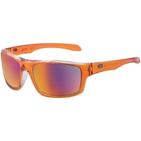 Watches Men Sunglasses Dirty Dog Axle Sunglasses - Crystal Orange Orange