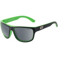 Shoes Men Low top trainers Dirty Dog Eskimo Sunglasses - Black / Green Black