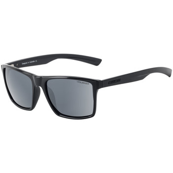 Shoes Men Low top trainers Dirty Dog Volcano Sunglasses - Black Black