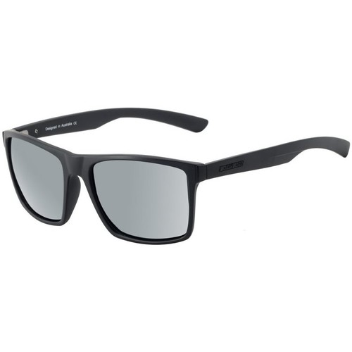 Watches Men Sunglasses Dirty Dog Volcano Sunglasses - Satin Black Black