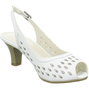 Shoes Women Heels Gerry Weber Kitty 04 White