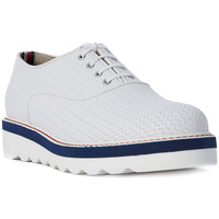 Shoes Women Brogues Tommy Hilfiger PELLE WHITE    156,4
