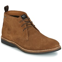 Shoes Men Mid boots Pepe jeans KENT CHUCCA Brown
