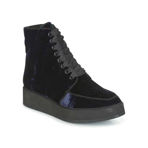 Shoes Women Mid boots Castaner FORTALEZA Blue