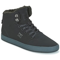 Shoes Men Hi top trainers DC Shoes CRISIS HIGH WNT Black / Grey